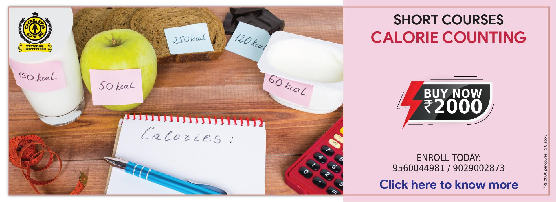GGFI Short Course - Calories Counting